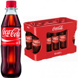 Coca Cola 12x0,5l Kasten PET