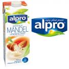alpro geröstete Mandel ungesüsst 8x1,0l Karton