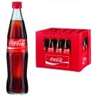 Coca Cola 20x0,5l Kasten Glas