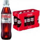 Coca Cola light 12x0,5l Kasten PET