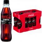 Coca Cola Zero 12x0,5l Kasten PET