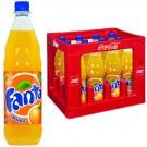 Fanta Orange 12x1,0l Kasten PET