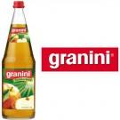 Granini Apfel klar 6x1,0l Kasten Glas