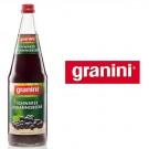 Granini Schwarze Johannisbeere 6x1,0l Kasten Glas