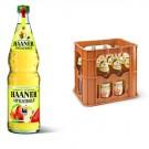 Haaner Apfelschorle 12x0,7l Kasten Glas