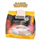 Hansewappen Kaffeepads 'Café Crème'
