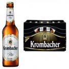 Krombacher Pils 24x0,33l Kasten Glas