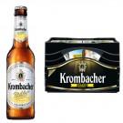 Krombacher Radler 4x6x0,33l Kasten Glas