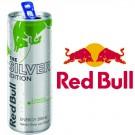 Red Bull Silver Edition 24x0,25l Dosen