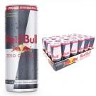 Red Bull Zero Calories 24x0,25l Dosen